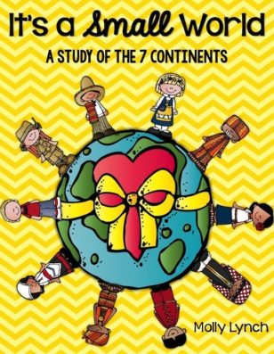 It's a Small World - Study of the Seven Continents Lucky to Be in First