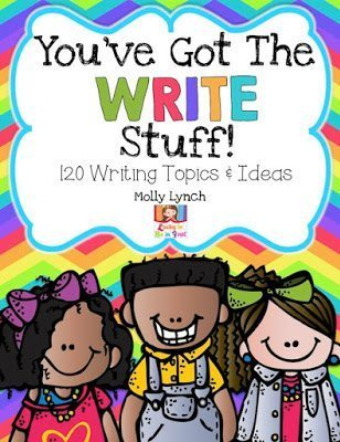 You've Got the Write Stuff - 120 Writing Topics & Ideas