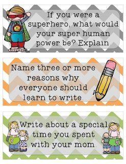 You've Got the Write Stuff - 120 Writing Topics & Ideas