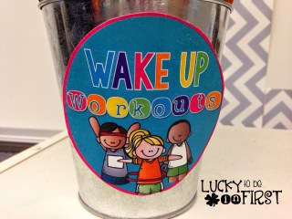Wake Up Workouts!