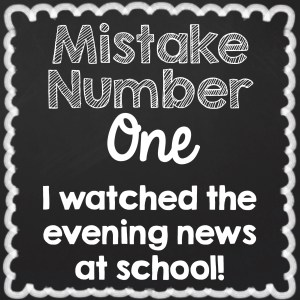 Top 5 Mistakes I Made My First Year