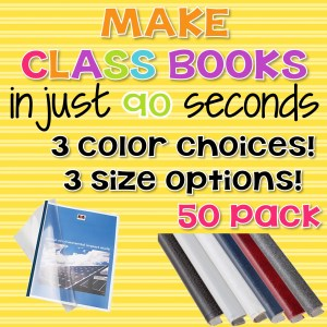 50 Covers - 90 Second Book Creator