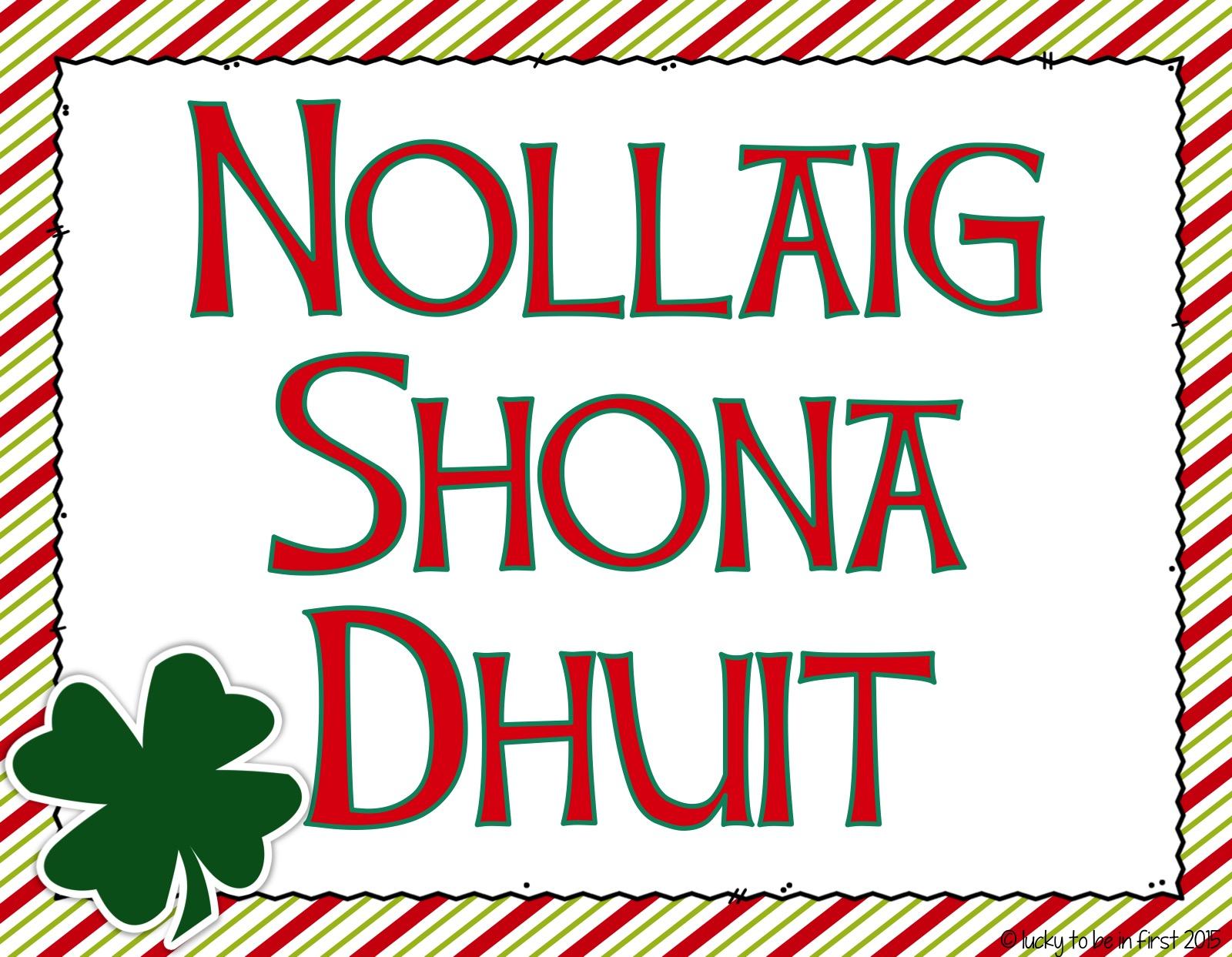Holidays Around the World - Ireland!