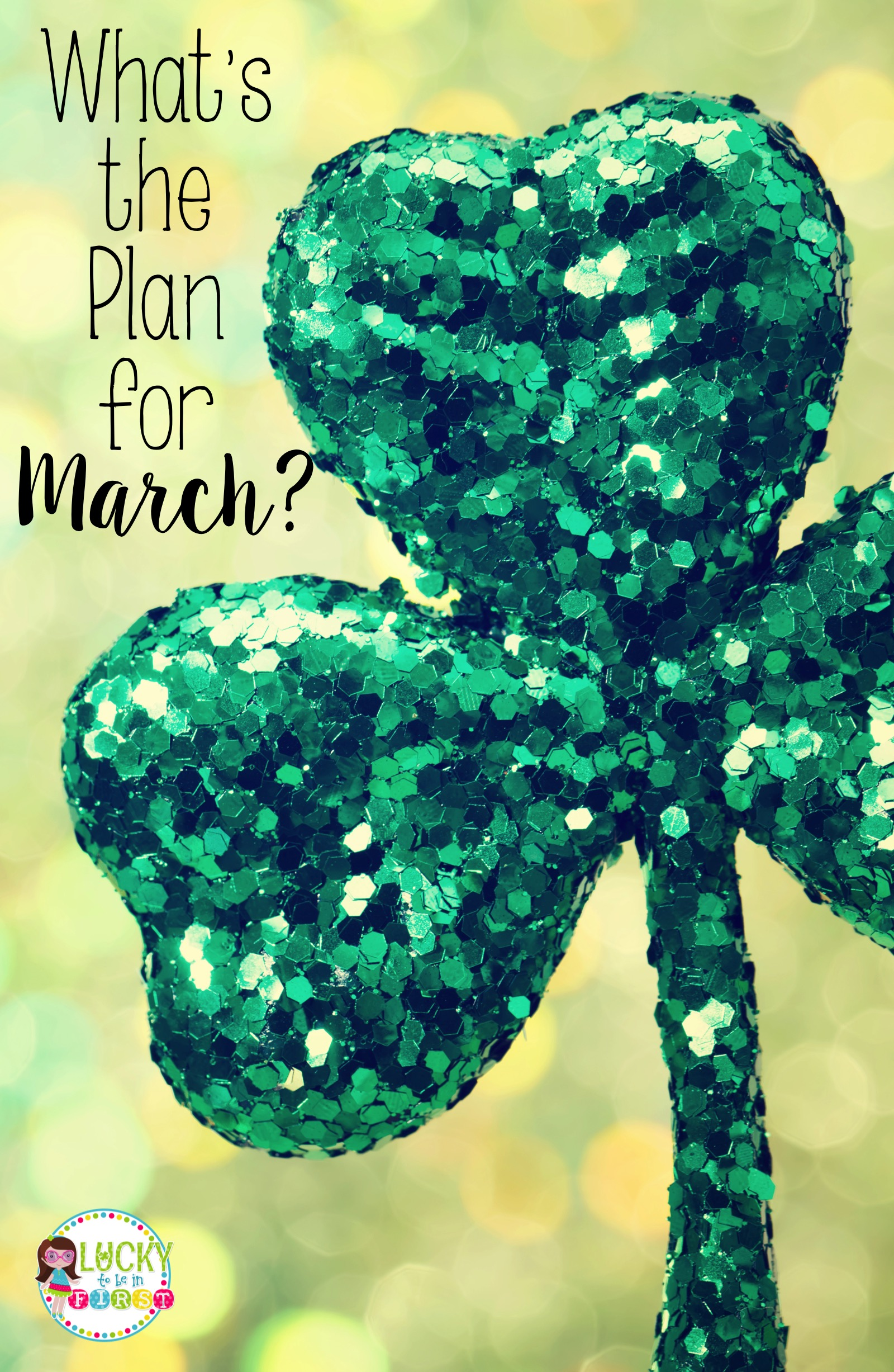 Make your March easy to plan with these FREEBIES! Lots of ideas and book suggestions for this festive month!