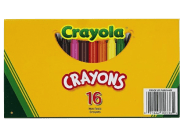Crayola Crayons Lucky to Be in First