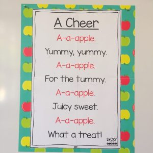 Short Vowel Poems by Lucky to Be in First {FREEBIE}