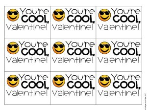Emoji Valentines For The Classroom