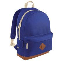 BagBase Purple Backpack