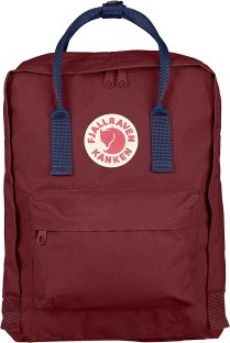Fjällräven Kånken Burgundy Backpack