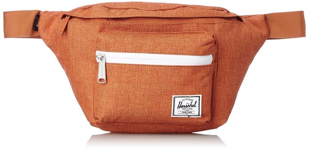 Herschel Orange Bum Bag