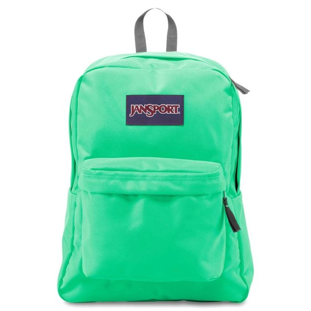 Jansport Green Backpack