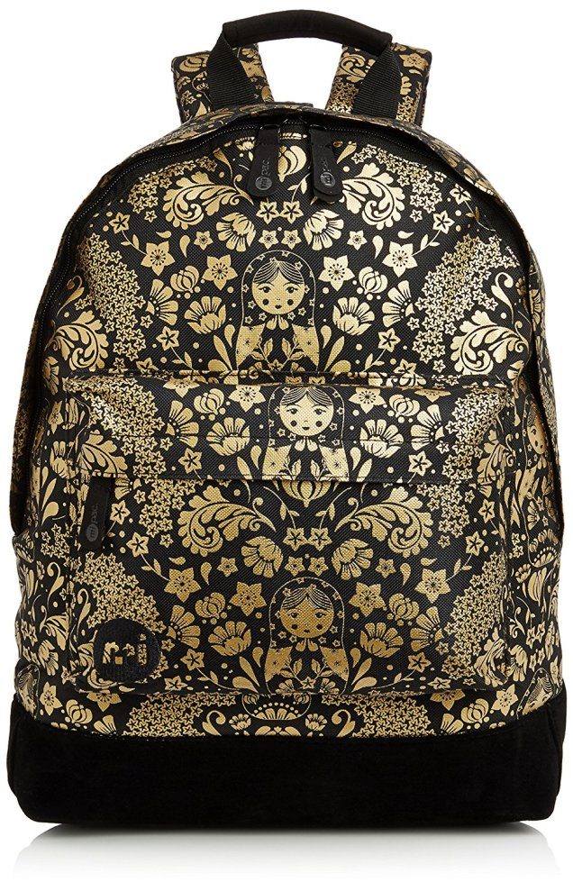 MiPac Doll Print Backpack