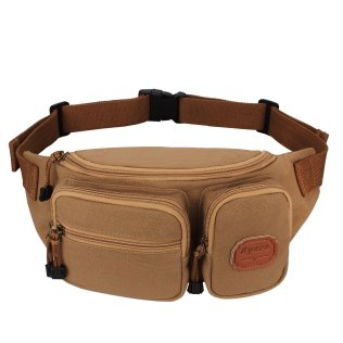 Ryaco Brown Waist Pack
