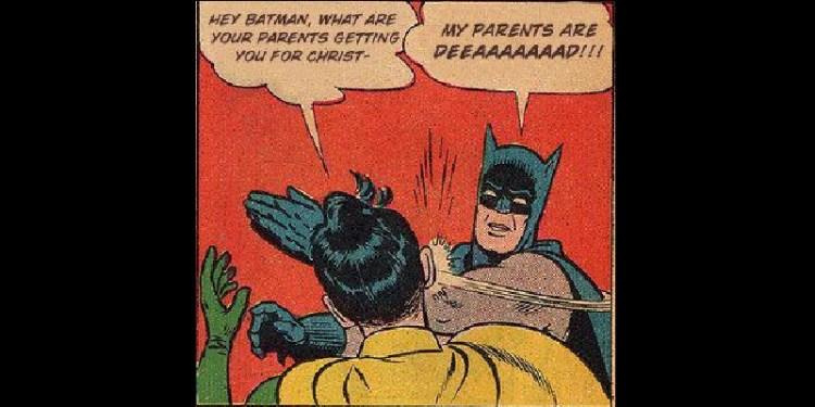 batman tát robin