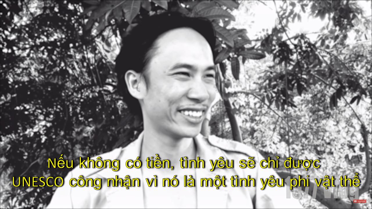 lucloi.vn_Nếu không có tiền, tình yêu sẽ chỉ được UNESCO công nhận vì nó là một tình yêu phi vật thể – 1977 Vlog meme