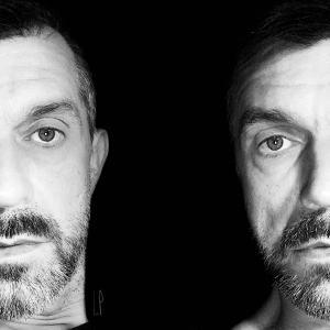 Autoportrait dichotomique / Luc Pallegoix, 2020.