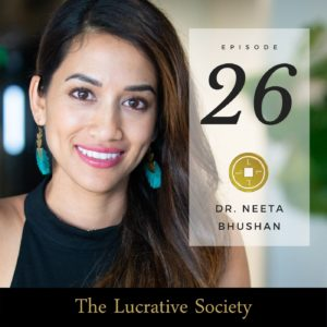 Neeta Bhushan podcast