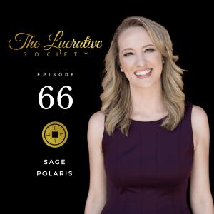 Sage Polaris podcast - The Lucrative Society