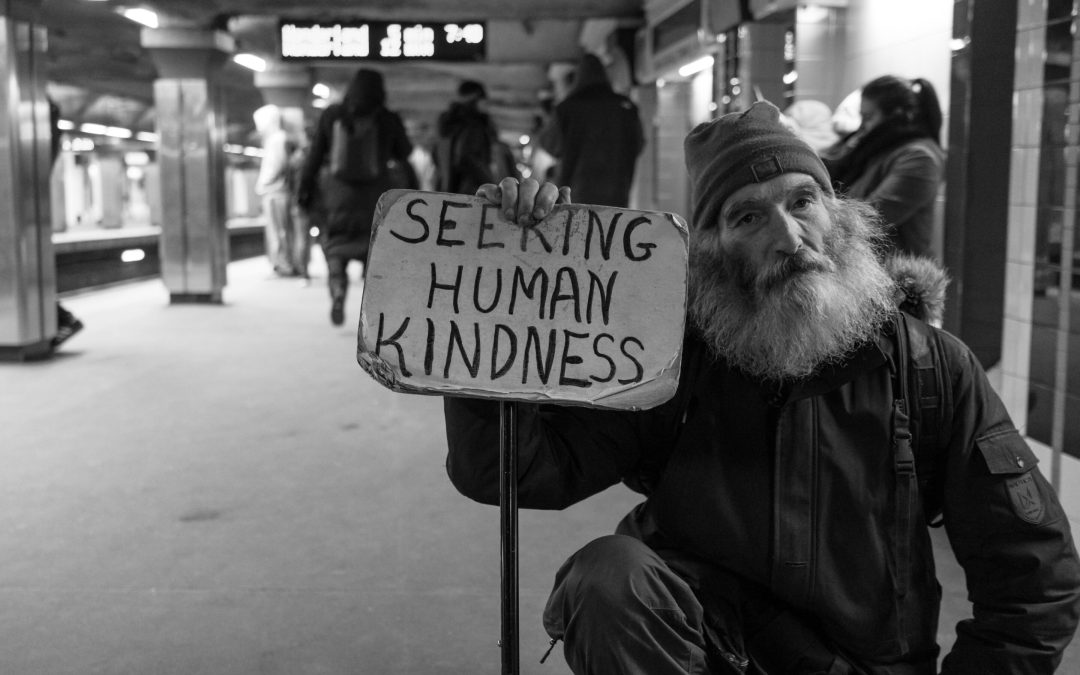 When strangers help strangers, we all win