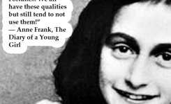 Anne Frank Quotes Greetings Com