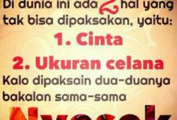 Quotes Humor Indonesia