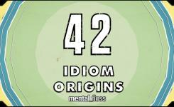 The Origins Of Common Idioms Figures Of S Ch That Mean Something Other Than Their Literal