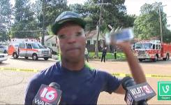 This News Interview About A Police Officer Injured In Crash Is Just So Wrong You