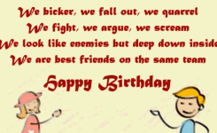 Happy Birthday Brother Wishes Images Quotes Sayings