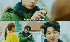 Goblin When Gongyoo Try To Help His Friend Get The Girl Back Korean Drama Funnykorean