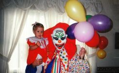 Clowns One Reason A Child Will See A Thein Their Lifetime