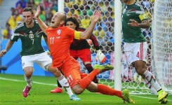 Arjen Robben Joins List Of Top  Football Divers Of All Time But Where Does