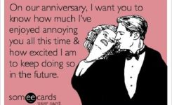 Funny Anniversary Messages For Husband Guilty Of This  F F