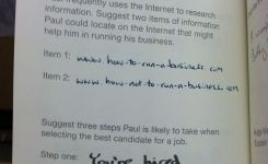 Best Funny Test Answers Images On Pinterest Funny Test Answers Hilarious And Funniest Pictures