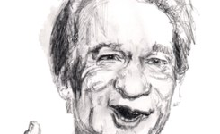 Realistic Drawing Of Bill Maher