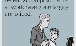 Free Workplace Ecard Restured That Your Recent Accomplishments At Work Have Gone Largely