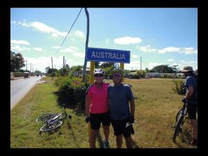 The Cycling begins in Australia!
