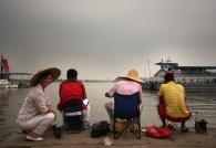 Fishing, Haerbin, Heilongjiang