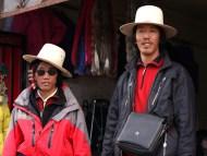 Locals, Litang, Sichuan