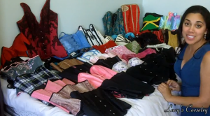 In this video, I show 50 of my corsets. I've acquired more since then. Send help.