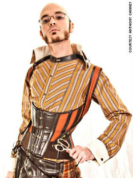 Click here for men's corsets