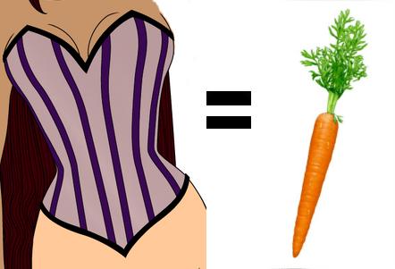 corset_carrot