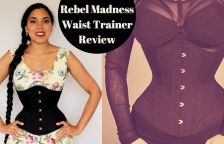 ba6b8ee771e Rebel Madness Waist Trainer Corset Review