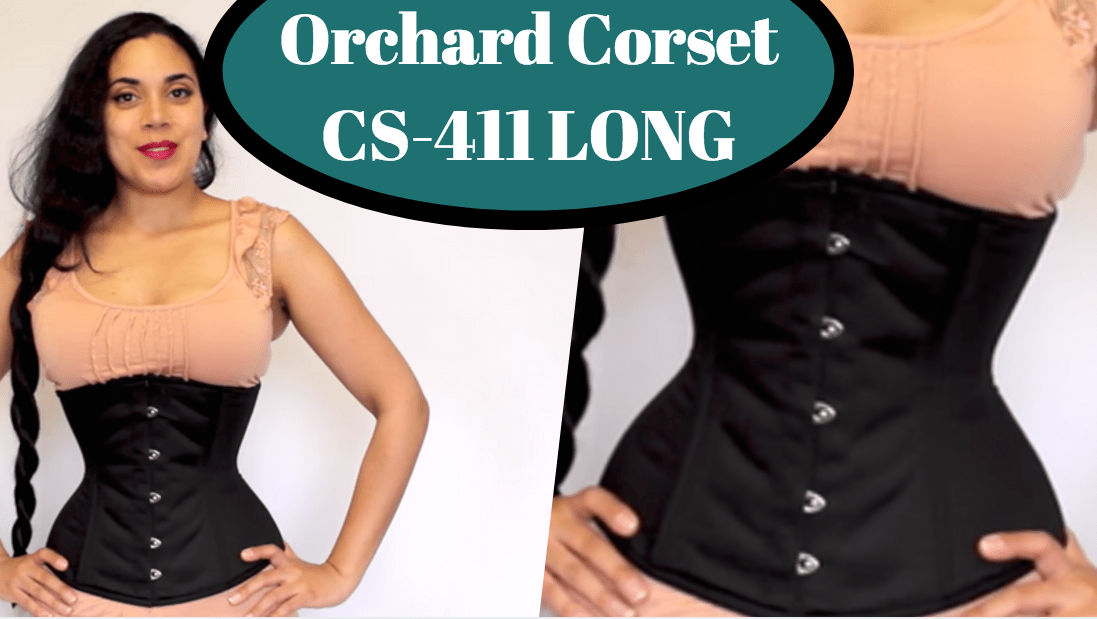 5dbb4f34c3d Orchard Corset CS-411 LONGLINE Review – Lucy s Corsetry