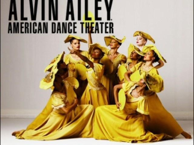 Alvin Ailey Dance Theater - Atlanta 2012