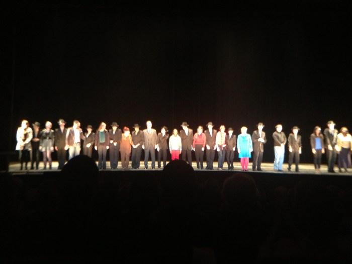 Atlanta Ballet - New Choreographic Voices 2013