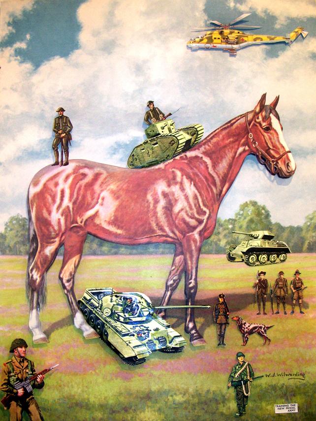 The Big Horse-Twentieth Century