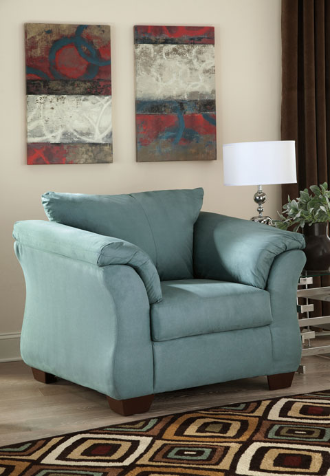 75006 SD Darcy Sky Living Room Collection