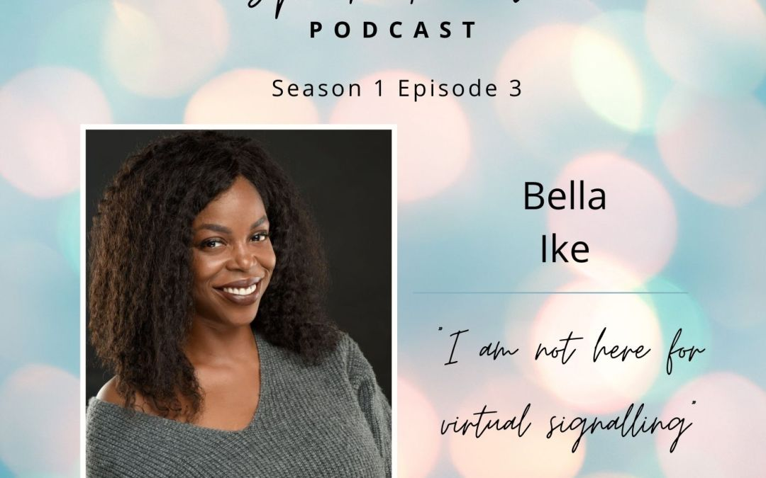 S1E3: BLM, Career Transition & Jamie Redknapp with Bella Ike