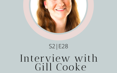 S2|E28 Interview with Gill Cooke