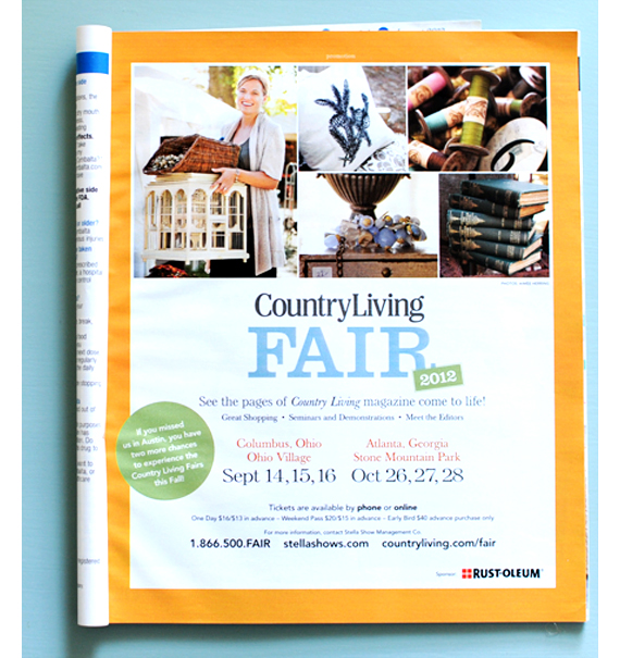 Country Living Fair 2012